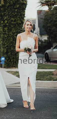 products/Ivory_Spaghetti_Strap_Unique_Sheath_Front_Silt_Bridesmaid_Dresses_AB4034-2.jpg