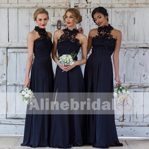 products/Lace_Top_High_Neck_Unique_Bridesmaid_Dresses_With_Side_Split_AB1214-1.jpg