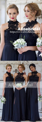 products/Lace_Top_High_Neck_Unique_Bridesmaid_Dresses_With_Side_Split_AB1214-2.jpg