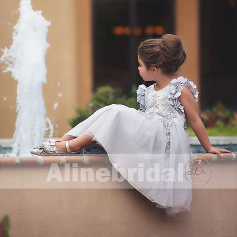 products/Light_Grey_Appliques_Tulle_Pretty_Sleeveless_Short_Flower_Girl_Dresses_FGS078-1.jpg