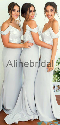 products/Light_Grey_Off_Shoulder_Applique_Mermaid_Elegant_Bridesmaid_Dresses_AB4062-2.jpg
