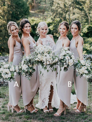 products/Light_Grey_Spaghetti_Strap_High_Low_Summer_Wedding_Bridesmaid_Dresses_AB4108-1.jpg
