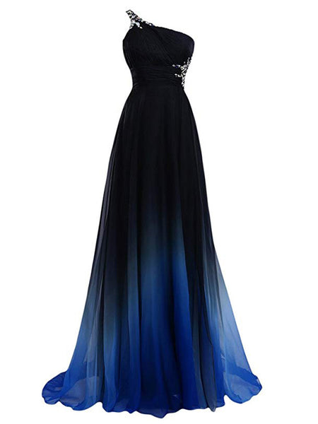 5f4e99191b0 FEATURED PRODUCTS. Your product's name. $200.00. Long Chiffon One shoulder  Gradient Popular Unique Pretty Prom Dresses ...
