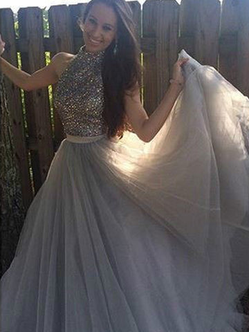 products/Long_Custom_High_Neck_Gray_Sparkly_Cocktail_Evening_Party_Prom_Dresses_Online_PD0170.jpg