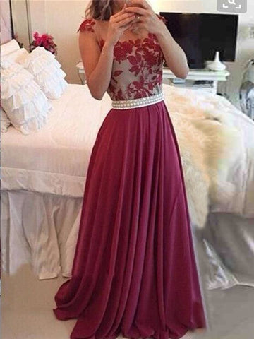 products/Long_Custom_Red_Chiffon_Ball_Gown_Casual_Lace_Prom_Dresses_Online_PD0071.jpg