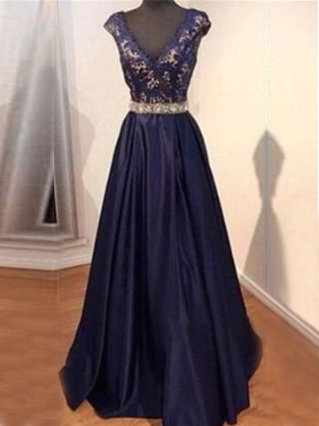 products/Long_Dark_Purple_V-neck_A-line_Elegant_Lace_Evening_Party_Formal_Cocktail_Prom_Dress.jpg