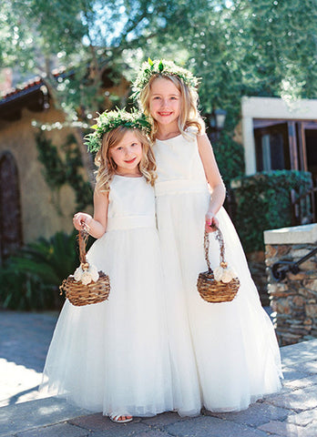 products/Long_Ivory_Simple_Tulle_Satin_Flower_Girl_Dresses_FGS057-1.jpg