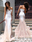 Long Mermaid Sweetheart Unique Sexy Elegant Cheap Prom Dresses. BD0240