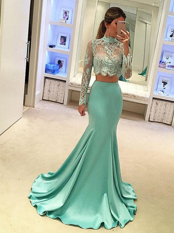 products/Long_Sleeve_Green_Two_Pieces_Mermaid_Lace_Sexy_Prom_Gown_Dresses_PD0201-1.jpg