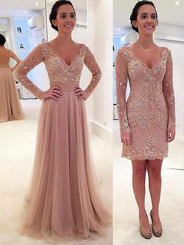 products/Long_Sleeve_Lace_Tulle_Pink_Sexy_V-Neck_Formal_Prom_Dresses_2017_PD0034-1.jpg