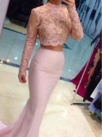products/Long_Sleeves_Pink_Custom_Two_Pieces_Pink_Tight_Evening_Party_Formal_Prom_Dress_PD0054-1.jpg