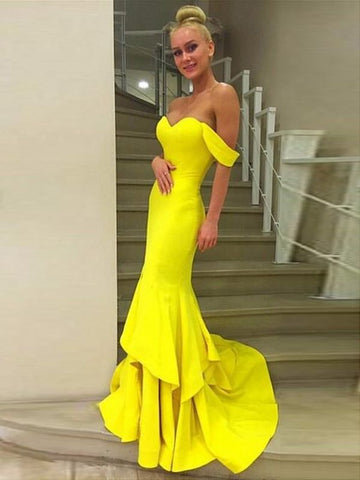 products/Long_Yellow_Mermaid_Off_Shoulder_Sweetheart_Evening_Party_Gown_Cocktail_Prom_Dresses_Online_PD0162.jpg