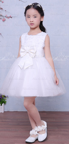 products/Lovely_White_Tulle_Rose_Floral_With_Bow_Knot_Sash_Flower_Girl_Dresses_FGS120-2.jpg