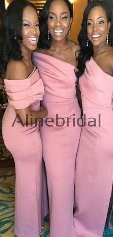 products/MermaidOneShoulderPinkElegantFormalBridesmaidDresses_2.jpg