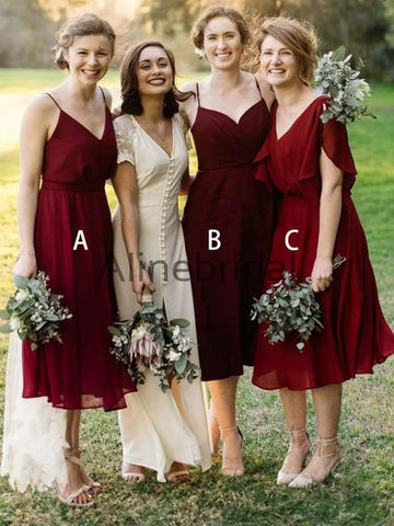 products/Mismatched_Burgundy_Chiffon_Knee_Length_Bridesmaid_Dresses_AB4115-1.jpg