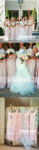 products/Mismatched_Pink_Chiffon_With_Unique_Ruffles_Split_Bridesmaid_Dresses_AB1223-2.jpg