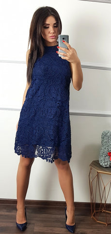 products/Navy_Blue_Lace_Halter_Sheath_Knee_Length_Homecoming_Dresses_HD0060-3.jpg
