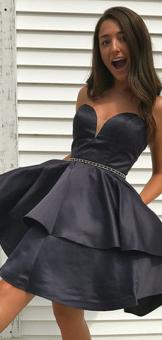 products/Navy_Elastic_Satin_Beading_Belt_Strapless_Homecoming_Dresses_HD0024-2.jpg