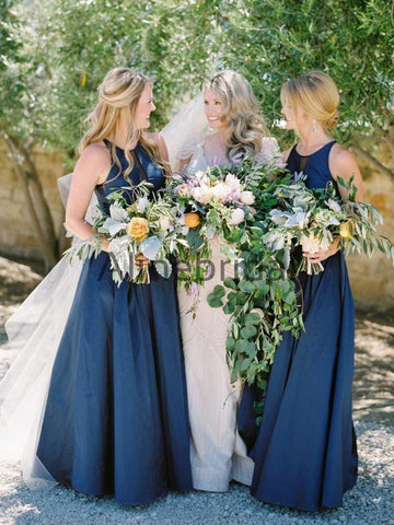 products/Navy_Satin_Round_Neck_Sleeveless_A-line_Bridesmaid_Dresses_AB4129-1.jpg