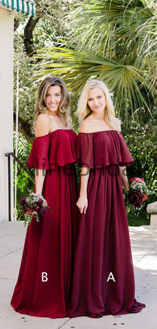 products/Off_Shoulder_Burgundy_Chiffon_Boho_Wedding_Bridesmaid_Dresses_AB4084-5.jpg