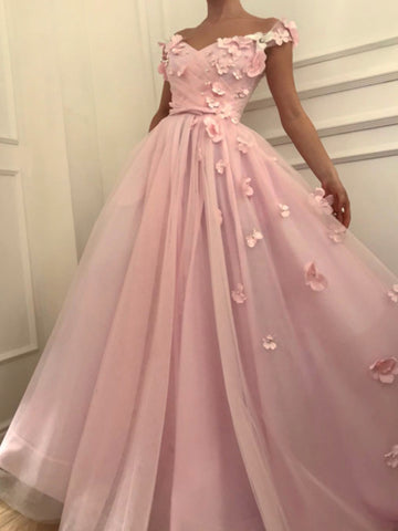 products/Off_Shoulder_Handmade_Flower_With_Beads_Pink_Tulle_Sweet_Prom_Dresses_PD00100-b.jpg