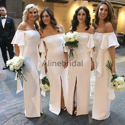 products/Off_Shoulder_Ivory_Sheath_Front_Split_Unique_Sleeves_Long_Bridesmaid_Dresses_AB4001.jpg