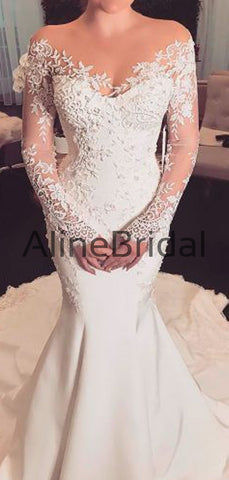 products/Off_Shoulder_Lace_Long_Sleeve_Mermaid_Wedding_Dresses_AB1519-2.jpg