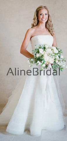 products/Off_White_Organza_Strapless_Simple_Wedding_Dresses_AB1551-2.jpg