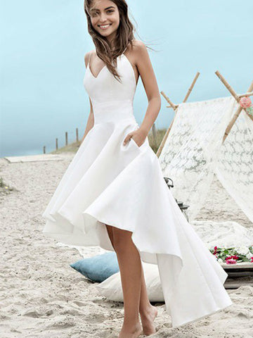 products/Off_White_Satin_Spaghetti_Strap_High_Low_Beach_Wedding_Dresses_AB1547-1.jpg