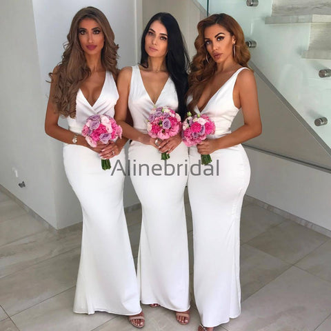 products/Off_White_Simple_V-neck_Sleeveless_Mermaid_Bridesmaid_Dresses_AB4005.jpg