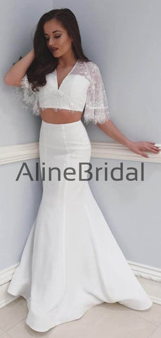 products/Off_White_Two_Piece_Lace_Mermaid_Boho_Half_Sleeve_Wedding_Dresses_AB1535-2.jpg