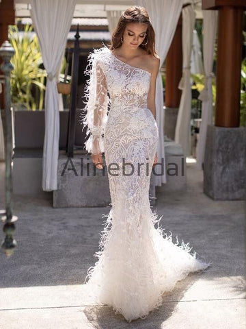 products/OneShoulderMermaidLaceModestLongWeddingDresses_1.jpg