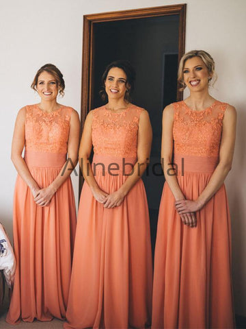 products/Orange_Chiffon_Lace_Round_Neck_Sleeveless_A-line_Bridesmaid_Dresses_AB4110-1.jpg