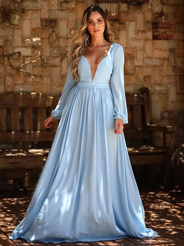 products/Pale_Bule_Satin_Chiffon_Long_Sleeve_A-line_Prom_Dresses_PD00348-1.jpg