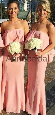 products/Peach_Chiffon_Strapless_Sheath_Boho_Wedding_Bridesmad_Dresses_AB4063-2.jpg