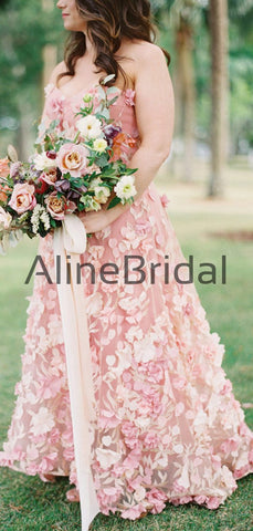 products/Pink_3D-Lace_Sweetheart_Strapless_A-line_Country_Wedding_Dresses_AB1550-2.jpg