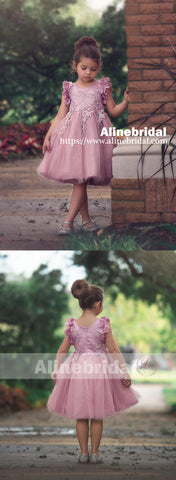 products/Pink_Appliques_Tulle_Pretty_Sleeveless_Short_Flower_Girl_Dresses_FGS074-2.jpg