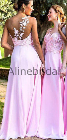 products/Pink_Chiffon_Applique_One_Shoulder_Illusion_A-line_Long_Bridesmaid_Dresses_AB4073-2.jpg