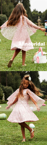 products/Pink_Lace_Round_Neck_With_Unique_Cape_Flower_Girl_Dresses_FGS084-2.jpg