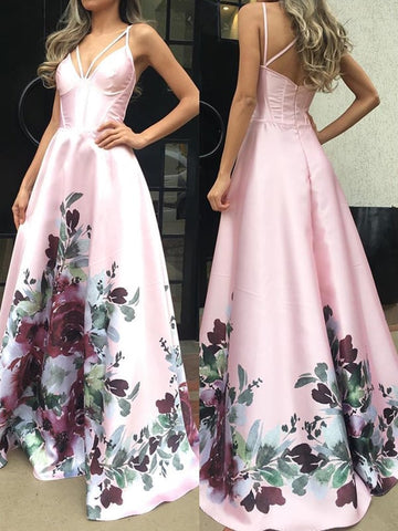 products/Pink_Satin_Floral_Prints_Spaghetti_Strap_A-line_Prom_Dresses_PD00272-1.jpg