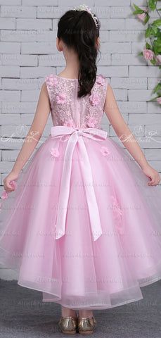 products/Pink_Tulle_Lace_Applique_High_Low_Gorgeous_Flower_Girl_Dresses_FGS131-4.jpg