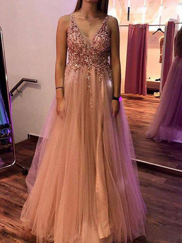 products/Pink_Tulle_Sequin_Beads_V-neck_Backless_Prom_Dresses_PD00364-1.jpg