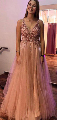 products/Pink_Tulle_Sequin_Beads_V-neck_Backless_Prom_Dresses_PD00364-2.jpg