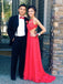 Popular red Backless Elegant Sexy Charming Evening Party Prom Dress,PD0033