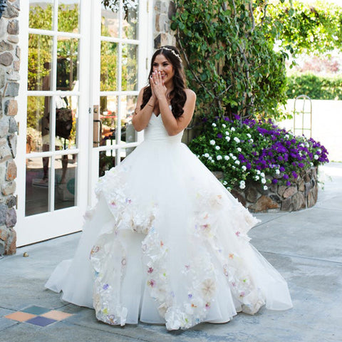 products/Princess_Spaghetti_Strap_Colorful_Appliques_Ruffles_Ball_Gown_Wedding_Dresses_AB1169.jpg