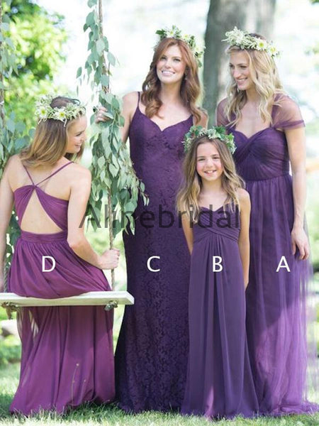 93e326e83ae2 FEATURED PRODUCTS. Your product's name. $200.00. Purple Mismatched Elegant Convertible  Long Bridesmaid Dresses ...
