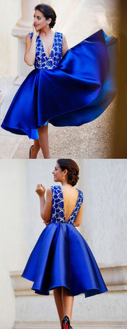 products/Royal_Blue_Lace_Satin_V-neck_High_Low_Homecoming_Dresses_HD0055-3.jpg