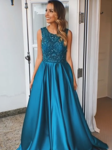 products/Royal_Blue_Satin_Beading_Sleeveless_Charming_Prom_Dresses_PD00279-1.jpg