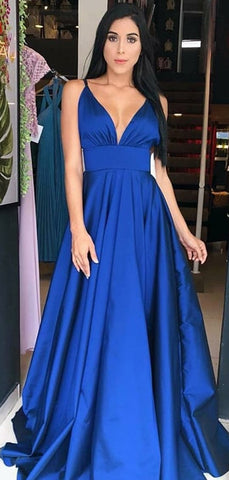 products/Royal_Blue_Satin_Spaghetti_Strap_V-neck_A-line_Prom_Dresses_PD00380-2.jpg