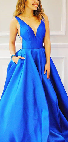 products/Royal_Blue_Satin_V-neck_Sleeveless_Pockets_Prom_Dresses_PD00356-2.jpg
